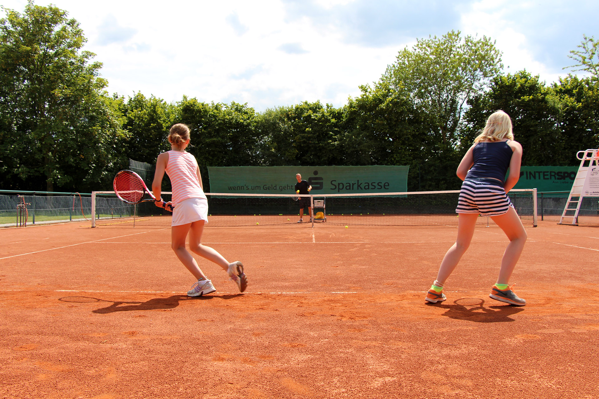 Tennistraining_Grafschaft